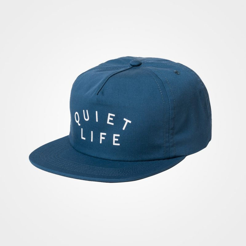 The Quiet Life Standard Relaxed Snapback Hat