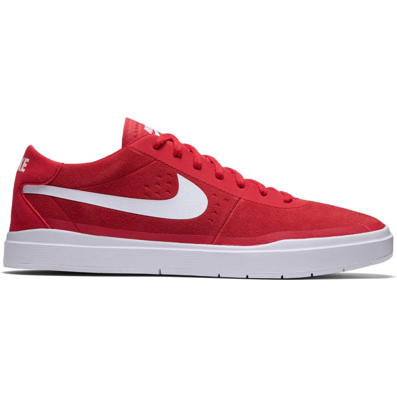 Nike SB Bruin Hyperfeel Side Red