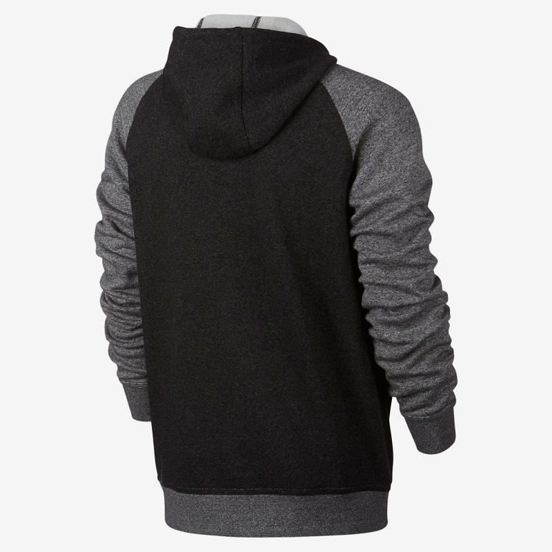 Hurley Getaway 2.0 Fleece Full Zip Hoodie - Back