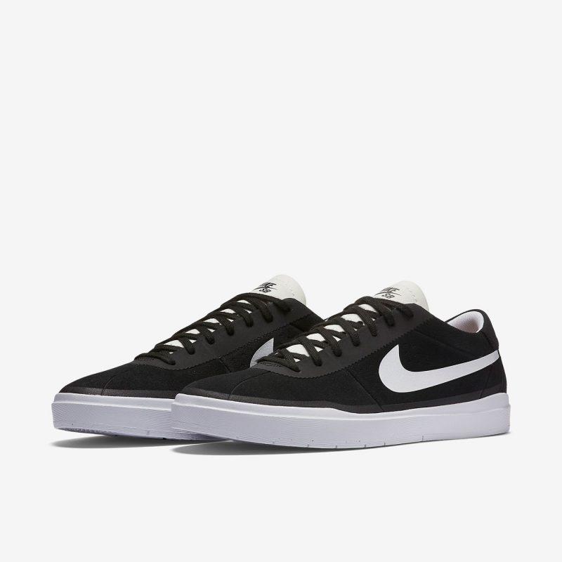 Nike SB Bruin Hyperfeel Angle Black