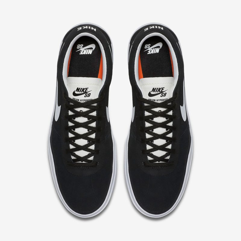 Nike SB Bruin Hyperfeel Top Black