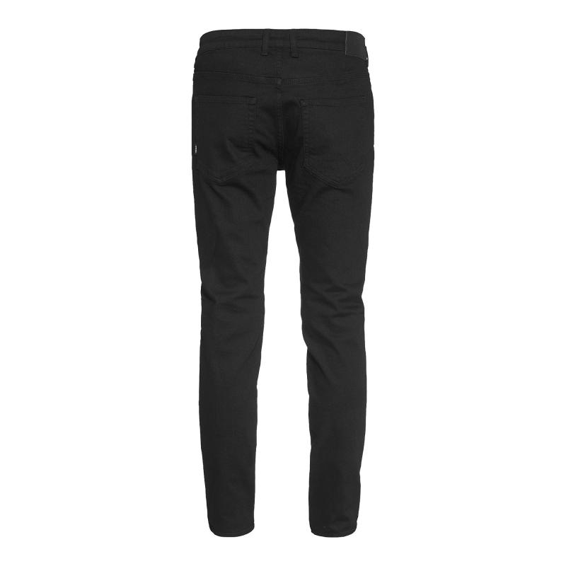 WESC Alessandro Unisex Jeans Black Rinse - Back