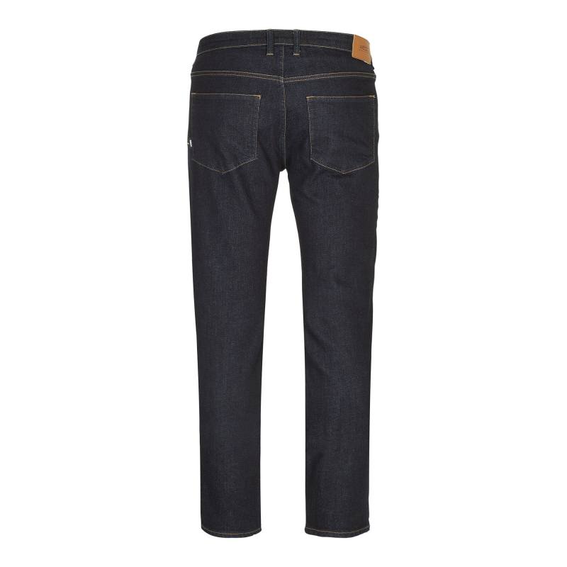WESC Alessandro Unisex Jeans Blue Rinse - Back