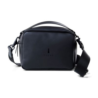 Rains Box bag Black