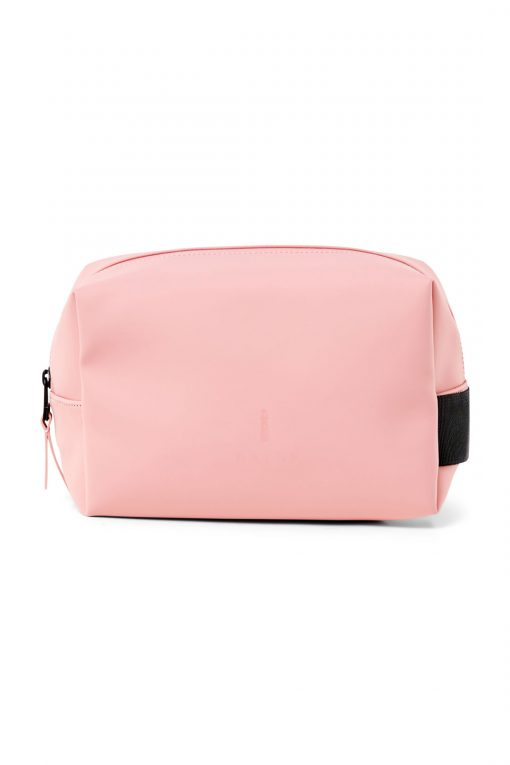 Rains small wash bag coral