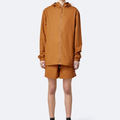 Rains Ultralight Jacket Camel