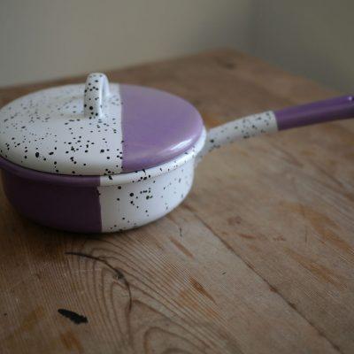 kapka lilac saucepan