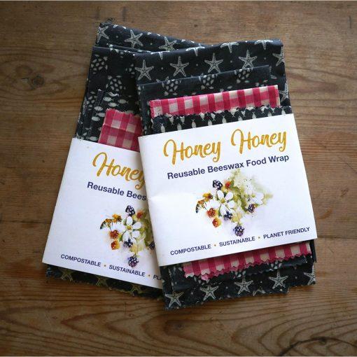 honey honey wax wraps