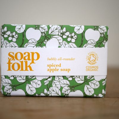 soap folk spiced apple