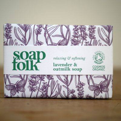soap folk lavender