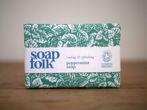Soap Folk Peppermint