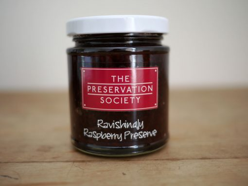 preservation society raspberry