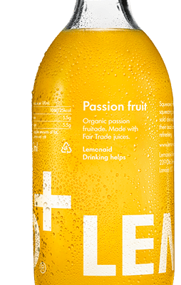 lemonaid passion fruit